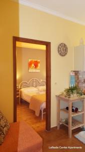 Lefkada Center Apartments, Апартаменты  Лефкада - big - 1