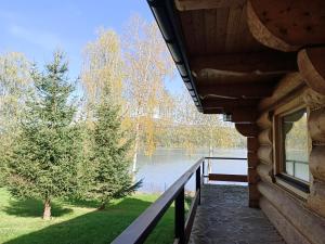 Zadziele piękna wioska Jezioro Żywieckie