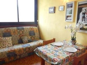 Appartement Saint-Lary-Soulan, 1 pièce, 3 personnes - FR-1-457-158