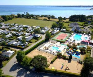 Location gîte, chambres d'hotes Camping de Keranterec dans le département Finistère 29