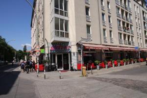 Sixties Apartments, Apartmány  Berlín - big - 209