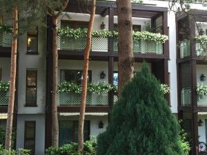 Apartament Bryza Szczęśliwa Dziewiątka