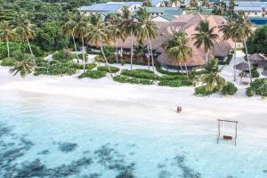 Reethi Faru, Bio Luxury Resort..
