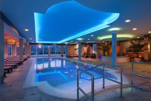 Hotel Honti, Отели  Вишеград - big - 21