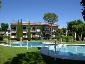 Appartamento Genziana - con vista piscina e garage - AbcAlberghi.com