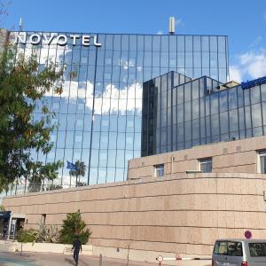 Novotel Nice Arenas Aeroport - Hotel - Nice
