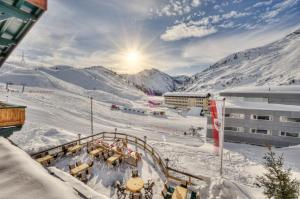 Hotel Arlberghöhe - St Christoph am Arlberg