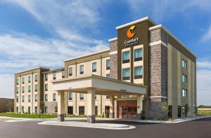 Comfort Inn & Suites West - Medical Center - Hotel - Rochester