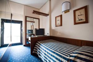 Hotel Flora, Отели  Милан - big - 62