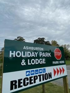 Ashburton Holiday Park - Hotel - Ashburton