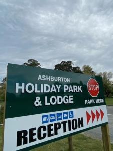Ashburton Holiday Park - Hotel - Ashburton