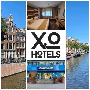 XO Hotels Blue Square