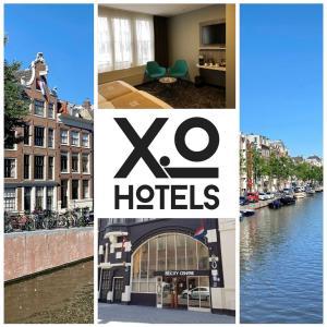 XO Hotels City Centre, 1012 JT Amsterdam