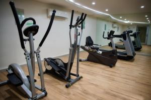 Capital Plaza Hotel, Hotels  Chetumal - big - 19