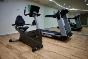 Capital Plaza Hotel, Hotels  Chetumal - big - 18