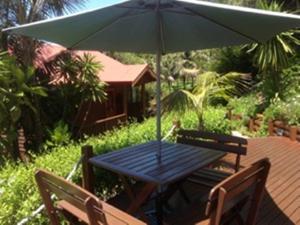 Jacaranda Park Holiday Cottages, Horské chaty  Burnt Pine - big - 9