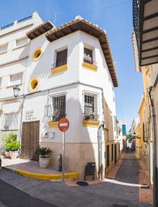 House with 4 bedrooms in Ulea with wonderful city view shared pool and terrace