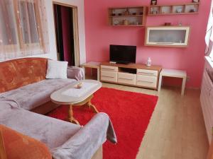 Zrekonštruovaný byt s výhľadom na tichom mieste