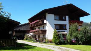 Haus Baumgartner - Apartment - Zöblen
