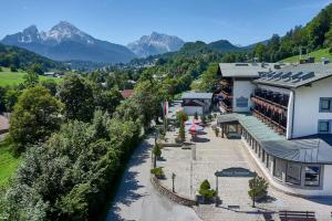 Accommodation in Berchtesgadener Land