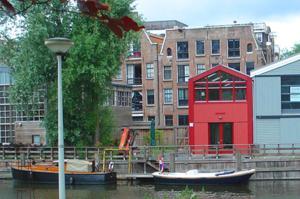 The Wharf House - Amsterdam