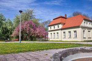 Schloss Plaue - Binnenheide