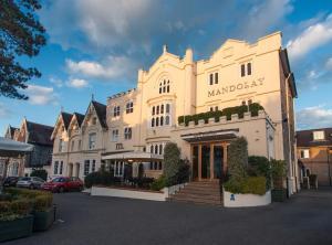 Mandolay, Hotely  Guildford - big - 72