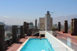 Departamentos Centro Urbano Santiago, Ferienwohnungen  Santiago - big - 35