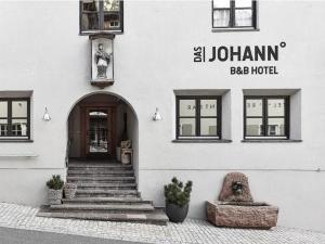 Das Johann - Hotel - Stuben am Arlberg