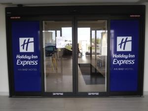 Holiday Inn Express - Hotel - Greenville