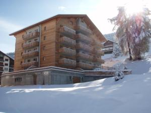 Alpvision Residences Pracondu - Apartment - Nendaz