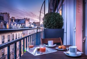 Hotel Opéra Marigny, Hotely  Paříž - big - 18