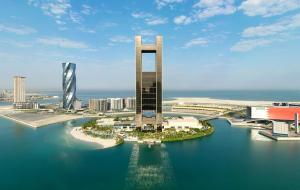 Four Seasons Hotel Bahrain Bay..