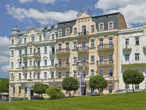 3 stern hotel Hotel Paris Marienbad Tschechien