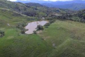 San Agustín finca, respira tranquilo, Horské chaty  Nocaima - big - 11