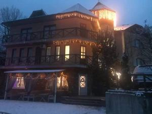Загородный отель Полянский замок, Поляна