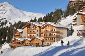 Belle Plagne Hotels