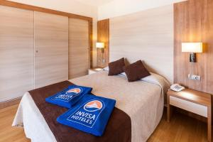 Invisa Hotel Club Cala Verde, Hotely  Playa es Figueral - big - 3