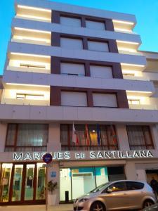 Hotel Marqués de Santillana