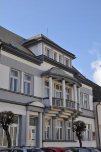 Apartmány vila Týniště