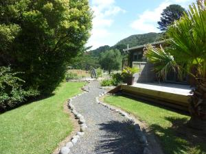 Aotea Lodge Great Barrier, Chaty  Tryphena - big - 14