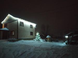 Дом для отпуска Добрый гуцул, Микуличин