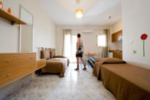 Axos, Отели  Платанес - big - 3