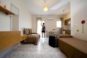 Axos, Отели  Платанес - big - 23
