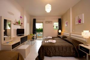 Axos, Отели  Платанес - big - 6