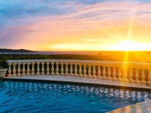 Great Designed Ocean and Mountain view Condo Tres Vista, Dovolenkové domy  Playa Flamingo - big - 42