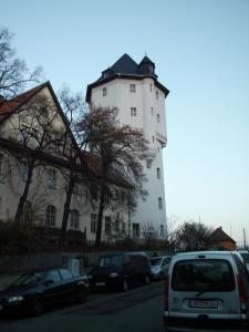 Ferienwohnung am KunstTurm - Großbrembach