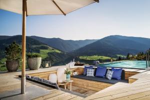 BergWärtsGeist SENHOOG Luxury Holiday Homes - Hotel - Leogang