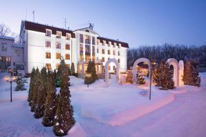 Yar Hotel & SPA, Hotely  Chertovitsy - big - 52