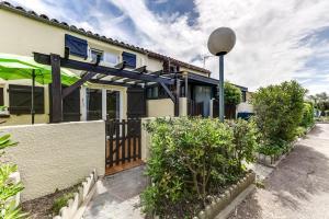 Maison de 2 chambres a Saint Cyprien Plage avec jardin amenage et WiFi a 300 m de la plage